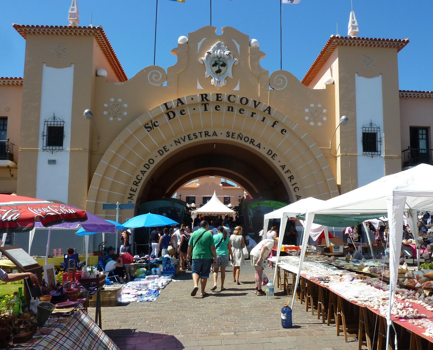 TenerifeMercados.com - Mercado Municipal Nuestra Señora de ...